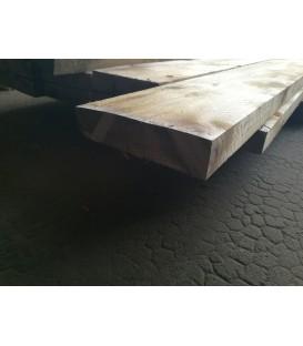 Solive en sapin traité charpente 50x225 mm longueur 5ml