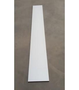 TABLETTE MELAMINEE BLANC 18X300 2.5ML