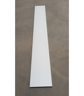 TABLETTE MELAMINEE BLANC 18X600 2.5ML