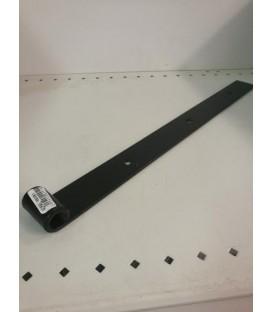 Pentures droite larg35 x long 400mm pour gond de diam 14mm