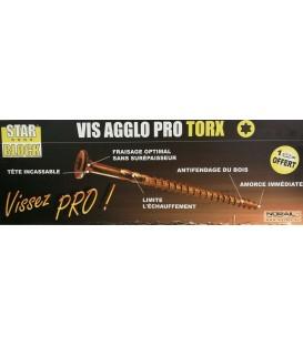 VIS Bois STARBLOCK Embout Torx  6X160 BC100