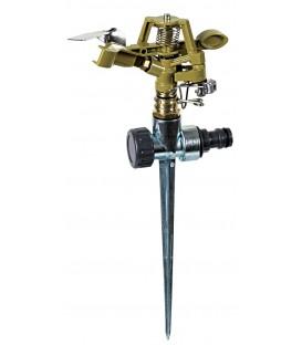 Asperseur/arroseur cracheur métal sur piquet métal