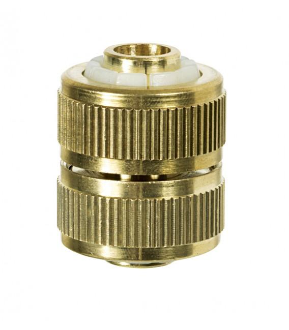 Raccord réparateur  laiton tuyau diam. 15mm