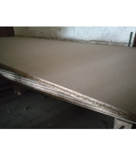 m2 DALLE PLANCHER INT 22MM 2.05X0925MM