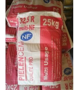 """Ciment """"Portland"""" 32,5 NF 25Kgs"""
