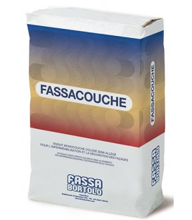 "Fassacouche gris ""Manhatan"" Fassabortolo"